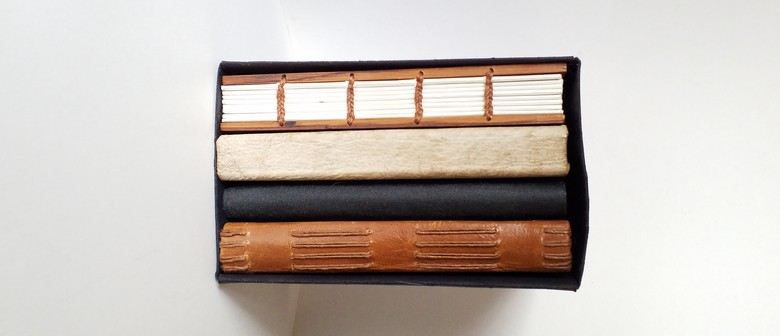 Bookbinding Workshop: SOLD OUT