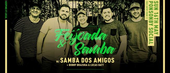 Feijoada & Samba with Samba dos Amigos