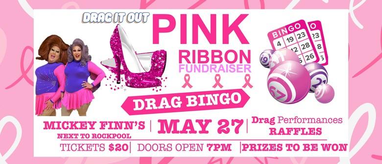 Pink Ribbon Drag Bingo Fundraiser