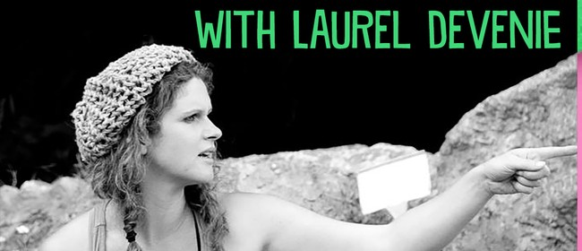 Acting Out - Theatre-making workshop with Laurel Devenie
