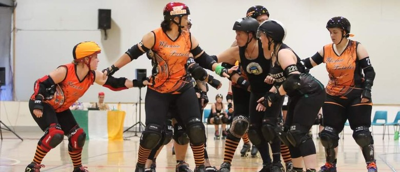 Swamp City Roller Derby - Triple Header