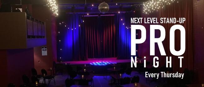 Pro Night - Premium Live Comedy