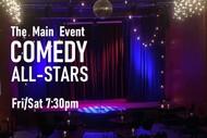 The Classic Comedy All-Stars