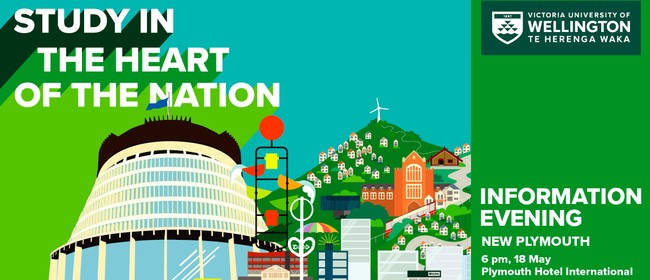 New Plymouth Information Evening