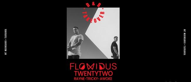 Drum & Bass Takeover Ft. Flowidus, TwentyTwo, Rayne & more