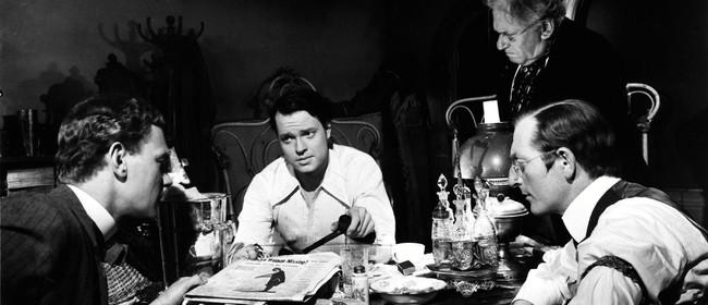 Tea Time Talkies - Citizen Kane