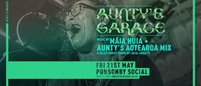 Aunty's Garage Songs by Māia Huia. Aunty's Remix: Wāhine Toa