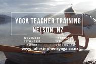 200 Hour Vinyasa Flow Yoga Teacher Training