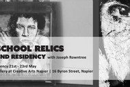 New School Relics - Weekend Residency with Joseph Rowntree