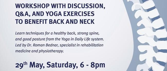 Healthy Back & Spine