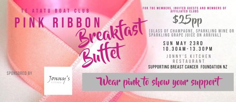 Te Atatu Boating Club Pink Ribbon Breakfast 2021