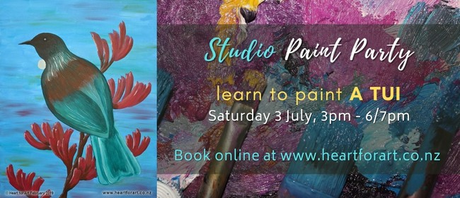 Paint Party - TUI Painting