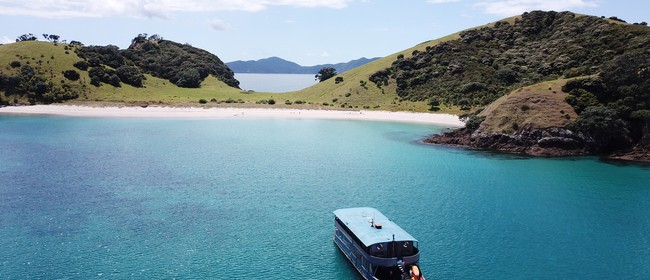 Overnight Cruise in The Bay of Islands