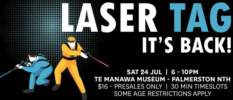 Laser Tag at the Museum