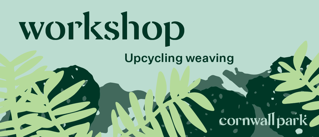 Workshop - Upcycling Weaving