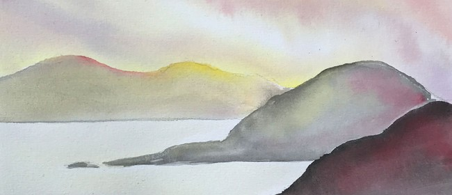 Watercolour and Wine Night - Early Morning Walk