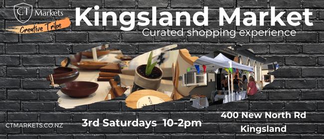 Kingsland NZ Made Market