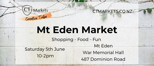 Mt Eden NZ Made Market