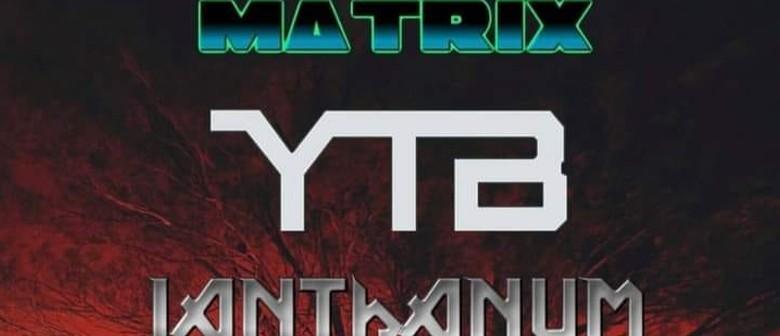 Matrix, YTB, Lanthanum - Rock to Heavy Rock to Metal