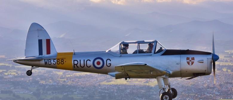 de Havilland Chipmunk 75th Anniversary