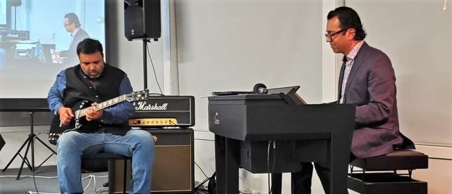 Yes you can improvise - Music workshop - Ben Fernandez