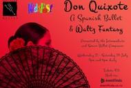Image for event: Don Quixote - A Spanish Ballet & Waltz Fantasy