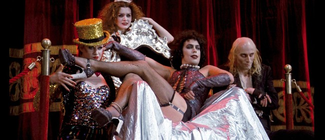A Vintage Cabaret Cinema - The Rocky Horror Picture Show