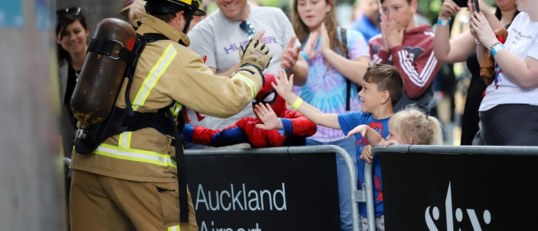 Firefighter Sky Tower Stair Challenge 2021