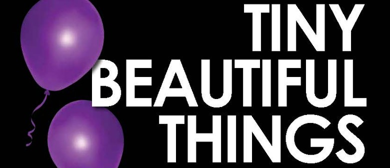 """Auditions for """"Tiny Beautiful Things"""""""