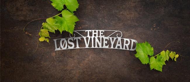 Moana Park Wine tastings - The Lost Vineyard