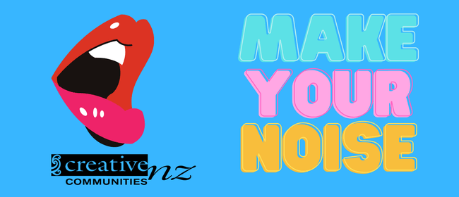 Make Your Noise: May 2021