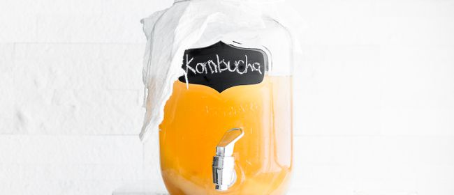Kombucha: At Home