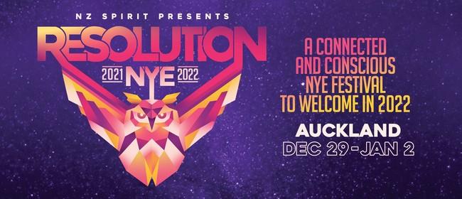 Resolution NYE Festival 2021/22