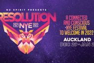 Image for event: Resolution NYE Festival 2021/22