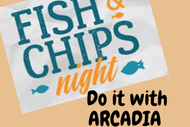 Image for event: Fish & Chips Night