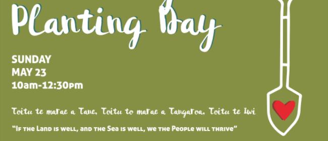 LOWW Community Planting Day