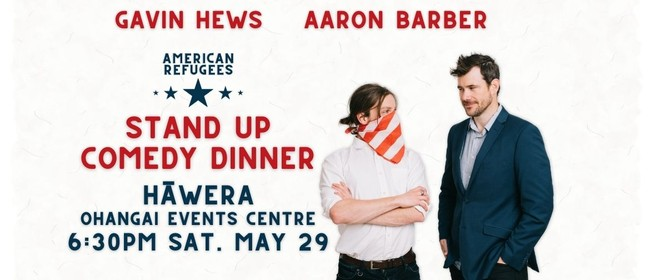 American Refugees Dinner Show: CANCELLED
