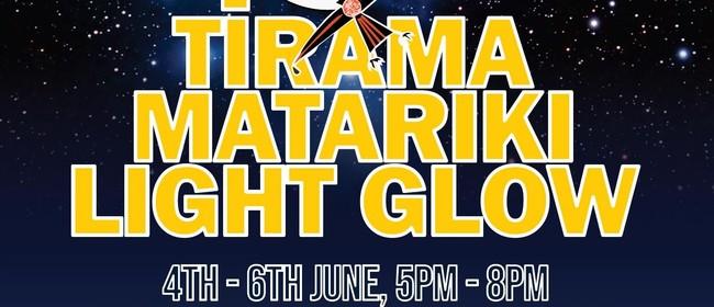 Tīrama Matariki Light Glow