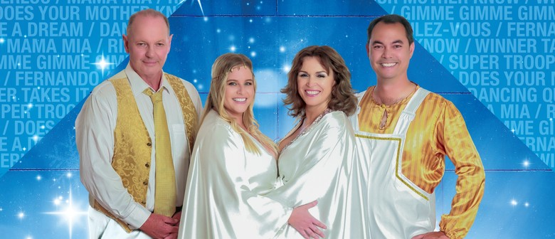 ABBA Heaven! Top NZ Salute to ABBA: SOLD OUT