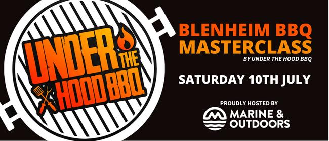 Under The Hood BBQ Masterclass