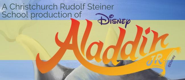 Christchurch Rudolf Steiner School presents Aladdin Junior