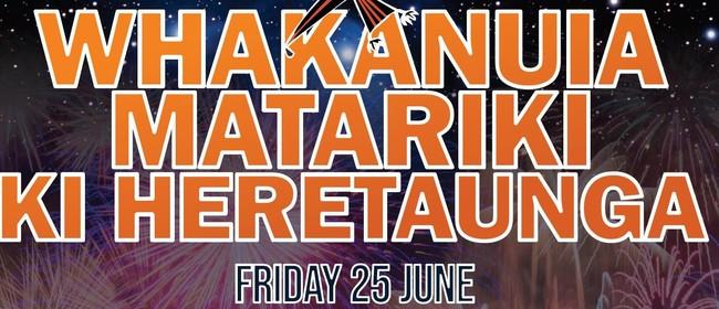 Whakanuia Matariki ki Heretaunga