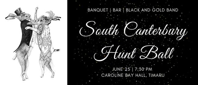 The South Canterbury Hunt Ball 2021