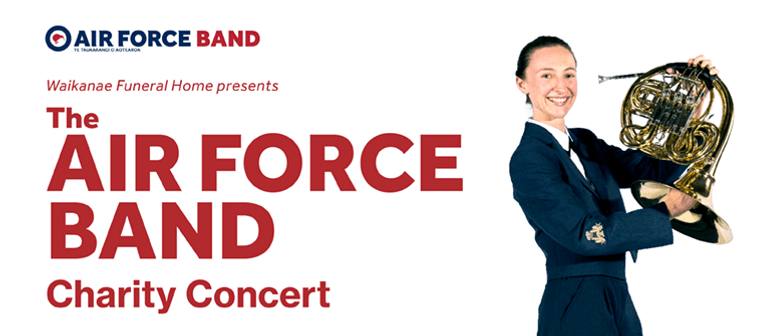 Air Force Band Charity Concert