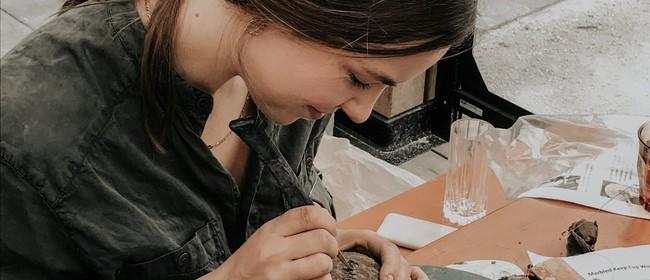Plant Pot Ceramics Workshop with Lil Ceramics