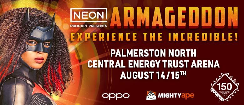 Palmerston North Armageddon Expo 2021