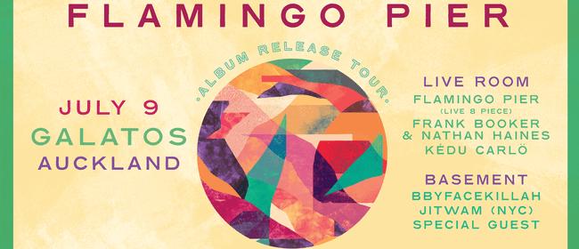 Flamingo Pier Album Release Show - Full Band
