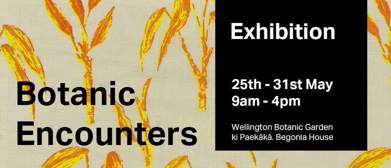 Wellington Botanic Garden ki Paekākā Exhibition