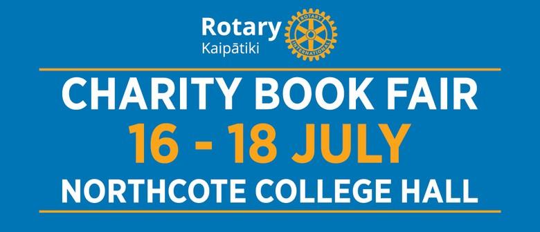 Rotary Kaipātiki Charity Book Fair