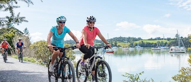 Walk 19 – Bay of Islands Vintage Railway Bike and Hike: CANCELLED